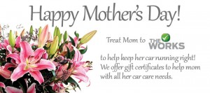 Happy Mother's Day from everyone at Randall Reed's Planet Ford!