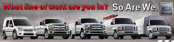 commercial sales ford houston