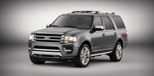 All-new 2015 Ford Expedition