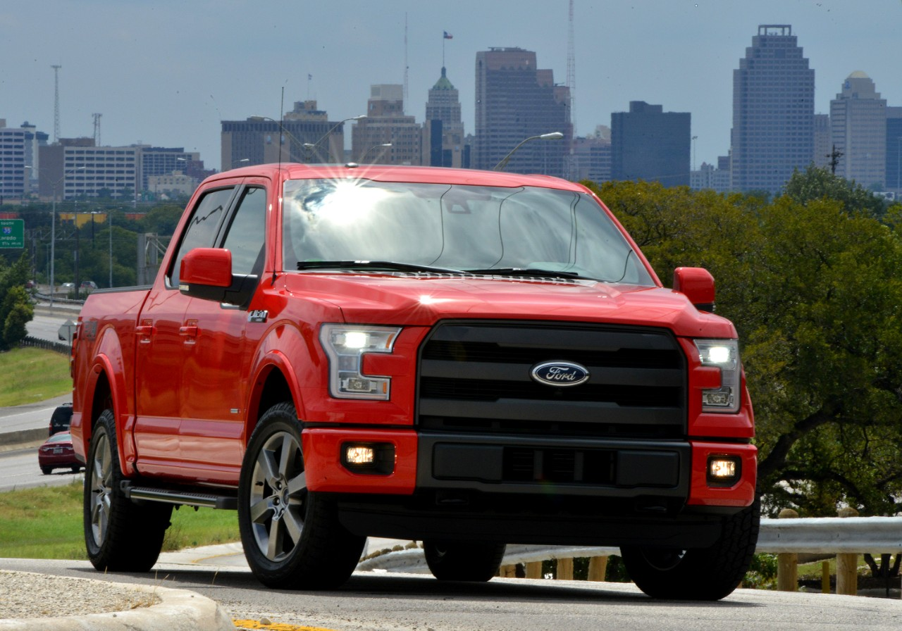 2015 F-150 Boasts Truck-Loads of New Features - Planet ...