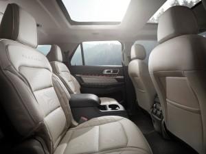 2016 Ford Inside Interior