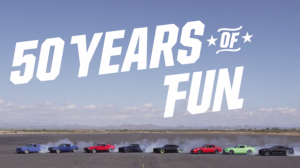 50 year mustang video youtube