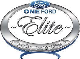 ford elite one award
