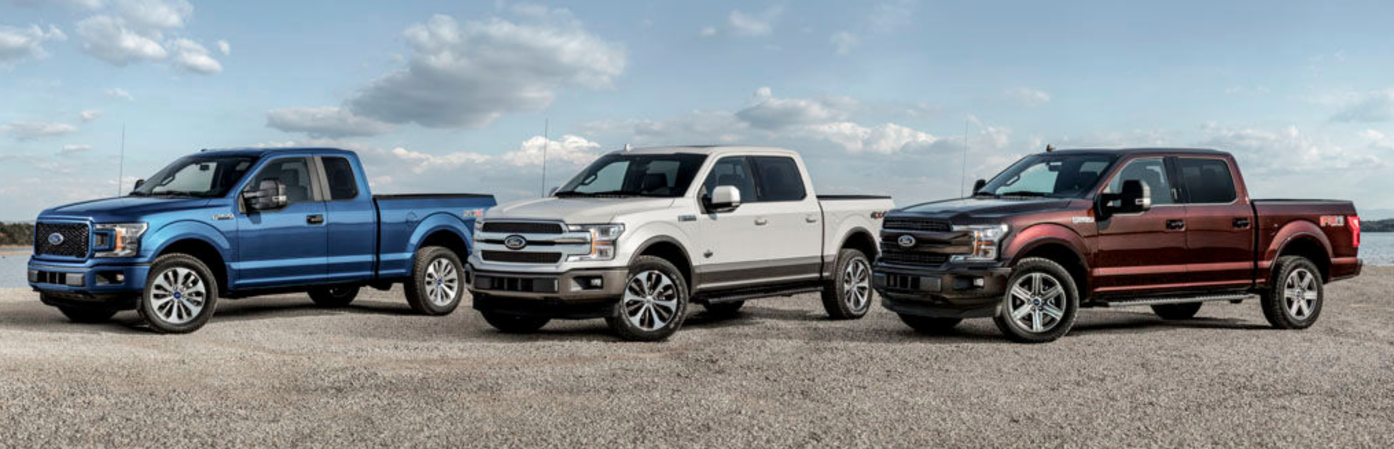 2018 Ford F150 Options