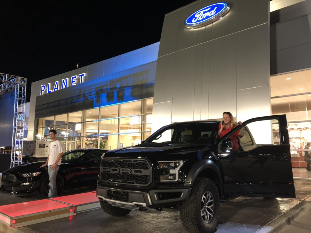 Planet Ford 59 >> Tomishia Aronson Wins 2nd Chance Sweepstakes Planet Ford